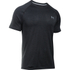 Under Armour Men's Tech Short Sleeve T-Shirt - Black/Steel: Image 1