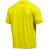Under Armour Men's Tech Short Sleeve T-Shirt - Flash Light/Stealth Grey: Image 2