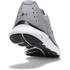 Under Armour Men's Micro G Assert 6 Running Shoes - Steel/White/Black: Image 4