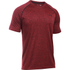 Under Armour Men's Tech Short Sleeve T-Shirt - Red/Black: Image 1