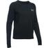 Under Armour Women's Favourite Fleece Crew Sweatshirt - Black: Image 1