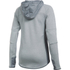 Under Armour Women's Swacket Full Zip Hoody - Steel: Image 2
