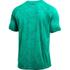 Under Armour Men's Jacquard Tech Short Sleeve T-Shirt - Green: Image 2