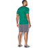 Under Armour Men's Jacquard Tech Short Sleeve T-Shirt - Green: Image 5