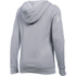 Under Armour Women's Favourite Fleece Hoody - True Grey Heather: Image 2