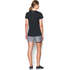 Under Armour Women's Jacquard Tech Short Sleeve T-Shirt - Black: Image 5