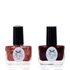 Ciaté London Paint Pot Duo to Go Nail Varnish - Lucky Penny/Raincheck 2 x 5ml: Image 2