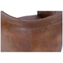 Leather Bucket Chair: Image 6