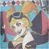 DC Comics Men's Bombshell Harley Quinn T-Shirt - Blue: Image 3