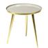 Broste Copenhagen Jelva Brass Table: Image 1