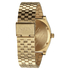 Nixon The Time Teller Watch - Gold: Image 3