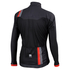 Sportful BodyFit Pro Windstopper Jacket - Black/Grey: Image 2
