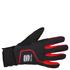 Sportful Sotto Zero Gloves - Black/Red: Image 1