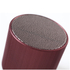 Lexon Fine Rechargeable Bluetooth Speaker - Burgundy: Image 2