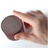 Lexon Fine Rechargeable Bluetooth Speaker - Burgundy: Image 5