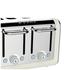 Dualit Architect 4 Slot Toaster - Canvas: Image 2