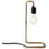 Menu Reade Table Lamp - Brass: Image 1