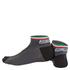 Nalini Strada Socks 9cm - Grey: Image 1
