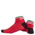 Nalini Strada Socks 9cm - Red: Image 1