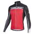 Nalini Confine Ti Long Sleeve Jersey - Red/Black: Image 1