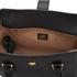 Lauren Ralph Lauren Women's Carrington Bethany Shopper Bag - Black: Image 6