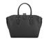 Lauren Ralph Lauren Women's Carrington Bethany Shopper Bag - Black: Image 7
