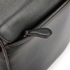 Ted Baker Men's Raised Edge Leather Flight Bag - Black: Image 4