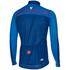 Castelli Velocissimo Long Sleeve Jersey - Blue: Image 2