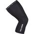 Castelli Nanoflex+ Knee Warmers - Black: Image 1