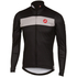 Castelli Raddoppia Long Sleeve Jersey - Black/Grey: Image 1