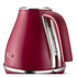 De'Longhi Elements Kettle and Four Slice Toaster - Red: Image 3