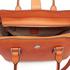 Lauren Ralph Lauren Women's Bethany Shopper Bag - Monarch Orange: Image 5