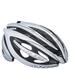 Lazer Helium Helmet - White/Silver: Image 1