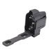 Shimano BM-DN100S Short Battery Mount for Frame Mount - external/internal battery wire routing: Image 1