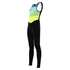 Santini Women's Coral Bib Tights - Yellow: Image 1