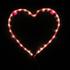 Nylon Heart Light (Battery Operated): Image 1