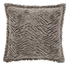 Catherine Lansfield Wolf Faux Fur Cushion (43cm x 43cm) - Neutral: Image 1