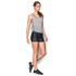 Under Armour Women's HeatGear Armour 5 Inch Shorts - Black: Image 5