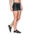 Under Armour Women's HeatGear Armour 5 Inch Shorts - Black: Image 3