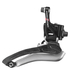 Campagnolo Super Record 11 Speed Braze-On Front Derailleur - Black: Image 1