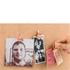 Push Pin Bulldog Clips - Rose Gold: Image 1