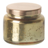 Parlane Vanilla Glass Votive - Gold (6 x 7cm): Image 1
