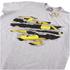 DC Comics Men's Torn Batman T-Shirt - Sport Grey: Image 3
