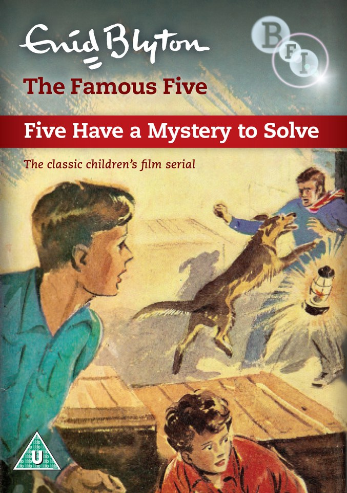 Enid Blyton S The Famous Five Five Have A Mystery To