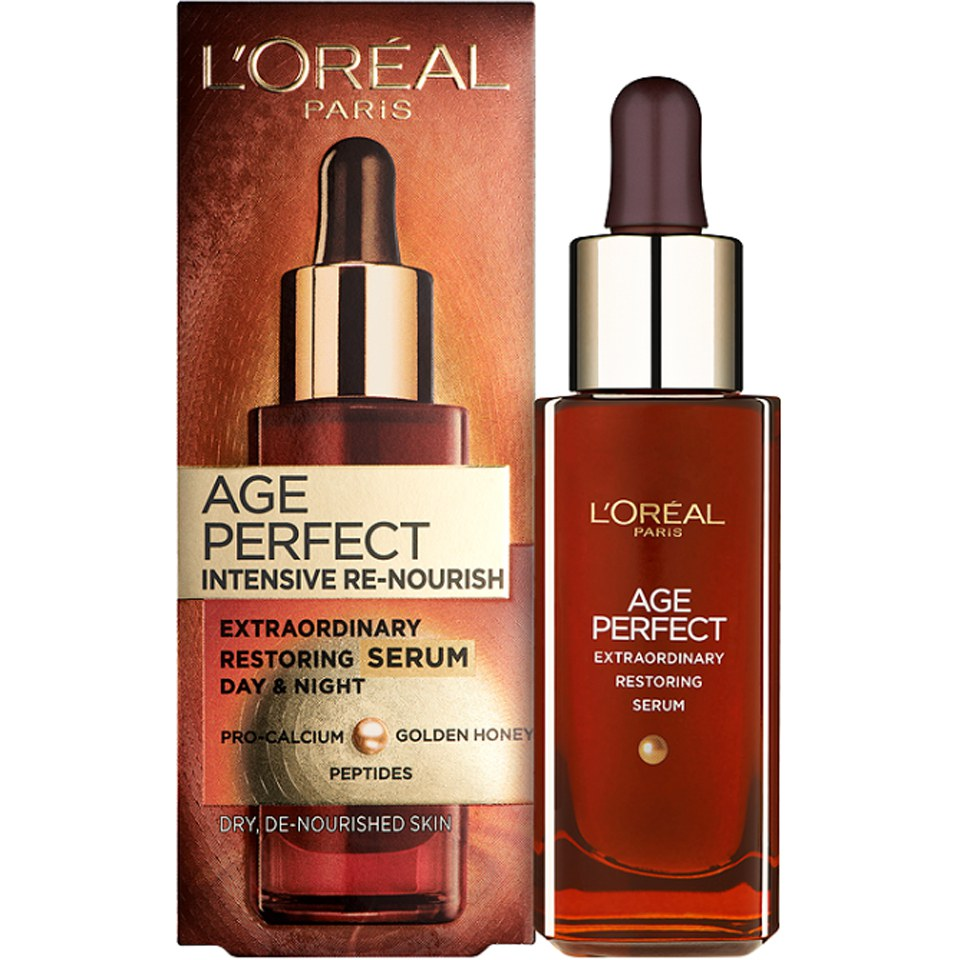 L Oreal Paris Age Perfect Intensive Re Nourish Serum 30ml