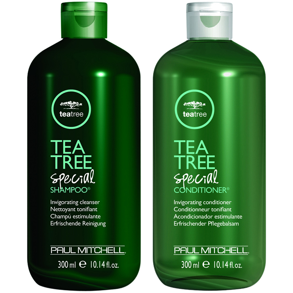 Paul Mitchell Tea Tree Special Duo Shampoo Amp Conditioner