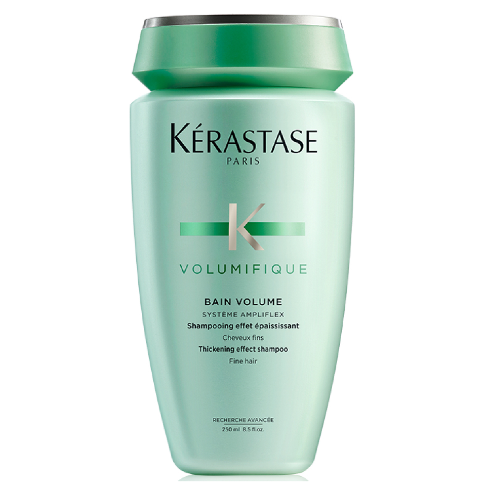 K rastase resistance volumifique bain 250ml for Kerastase bain miroir reviews