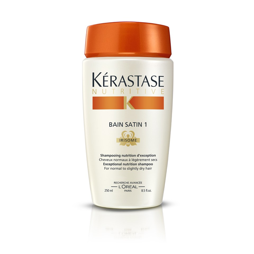 K rastase nutritive irisome bain satin 1 250ml free for Kerastase bain miroir conditioner