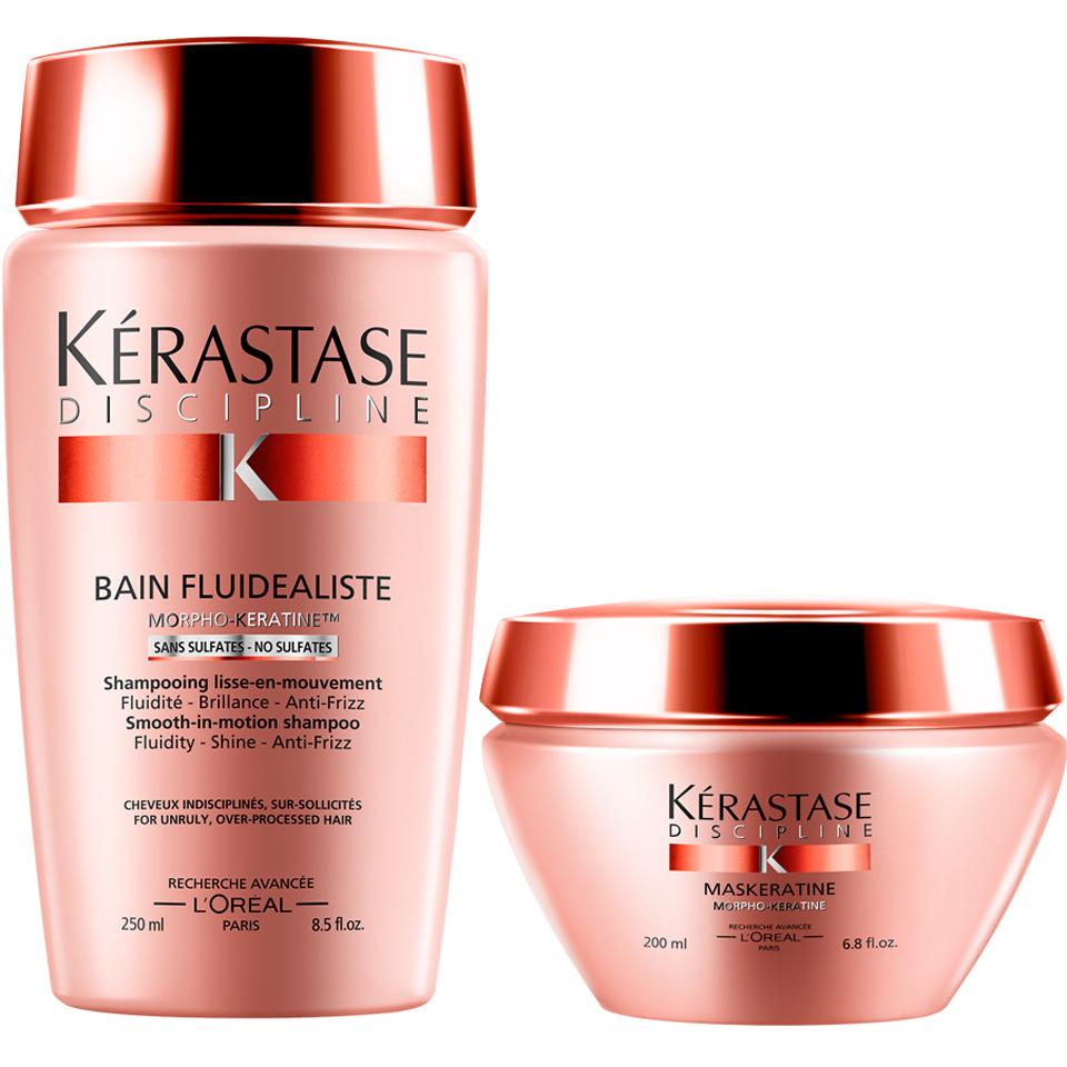 K 233 Rastase Discipline Bain Fluidealiste Sulfur Free 250ml