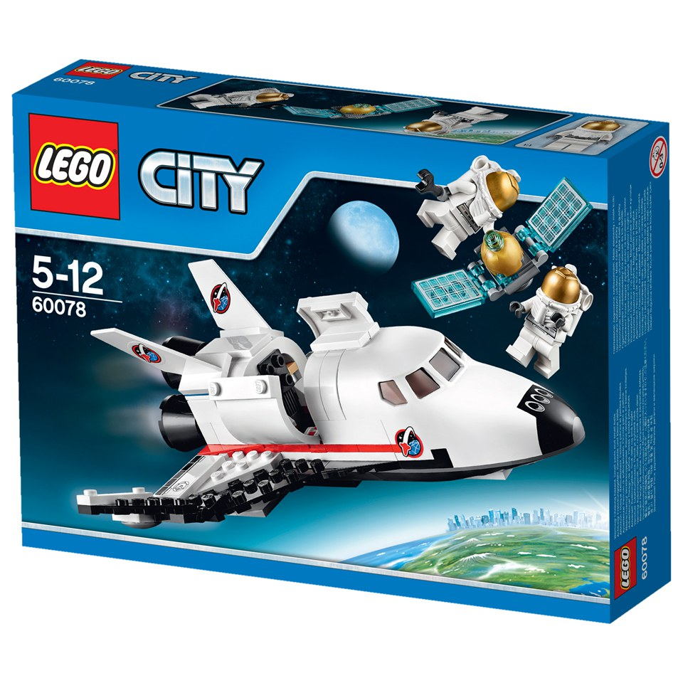LEGO City: Utility Shuttle (60078)